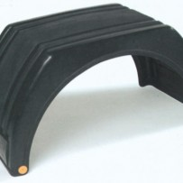 Thermoplastic Mudguard – Flat Top