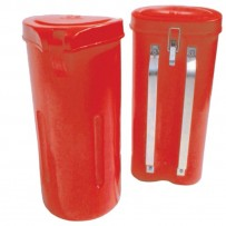 Top Loading fire Extinguisher Case