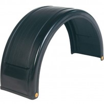 Thermoplastic Mudguard – Single Wheel