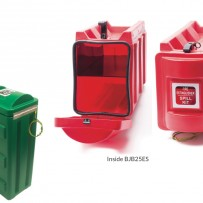 Premium Spill Kit Box & Extinguisher-Spill Kit Combi Box